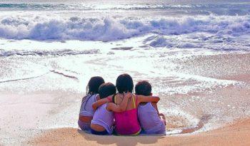 kindvriendelijke stranden italie