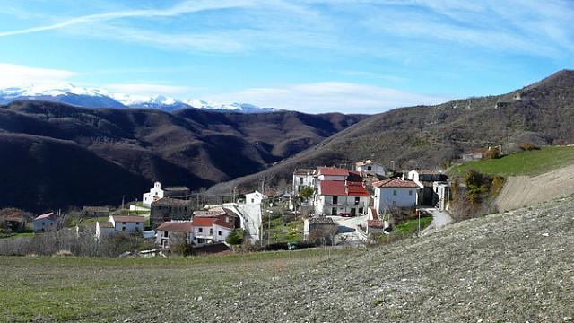 Vallepiola in Abruzzo