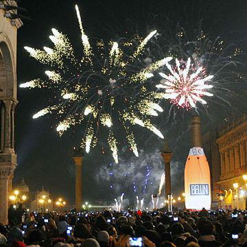 Oud en Nieuw Venetie Italie