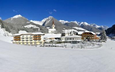 Hotel Schwarzenstein in Zuid-Tirol beste hotel van Italie