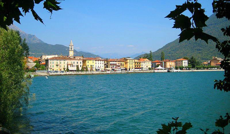Meer van Lugano Porlezza