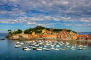 Stranden Italie Ligurie