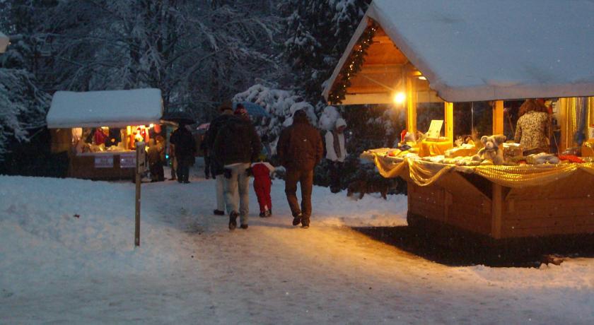 hotel kerstmarkt