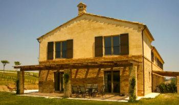 Luxe vakantiewoningen in Le Marche