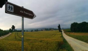 Via Francigena Toscane